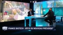 Le duel: Franck Mouthon face à Christophe Brun - 29/09