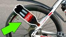 17 USEFUL IDEAS AND TIPS FOR CYCLISTS Coca cola - 17 IDEAS Y CONSEJOS ÚTILES PARA CICLISTAS.