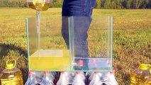 Experiment- Coca Cola VS Mentos & Coca Cola VS Baking Soda