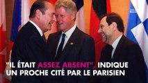 """Jacques Chirac """"absent """", """"alité"""" : ses """"terribles"""" derniers mois racontés"""