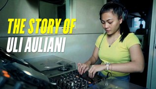 The Story of ULI AULIANI | Miss POPULAR Pioneer DJ Hunt 2019
