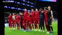 Champions League: FC Bayern deklassiert Tottenham - Barca erwartet Inter Mailand