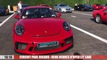 Circuit Paul Ricard : deux heures d'open Lit Lane