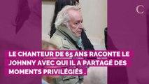 Didier Barbelivien : sa confidence sur l'une des peurs de Johnny Hallyday