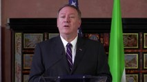 Pompeo confirms he was on Trump-Zelenskiy call