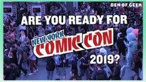 NYCC (2019) Promo