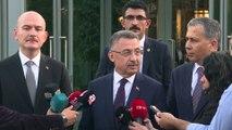 Oktay: '(Kılıçdaroğlu'nun açıklamaları) Biz neyle uğraşıyoruz, Sayın Kılıçdaroğlu neyle uğraşıyor'' - İSTANBUL