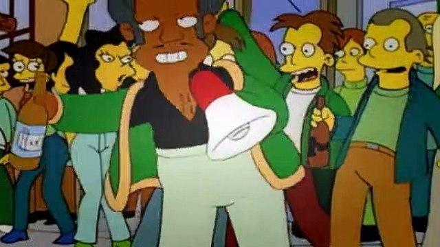 The Simpsons Season 8 Episode 18 - Homer vs the 18th Amendment