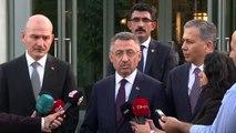 """Oktay: """"(Kılıçdaroğlu'nun açıklamaları) Biz neyle uğraşıyoruz, Sayın Kılıçdaroğlu neyle uğraşıyor"""""""