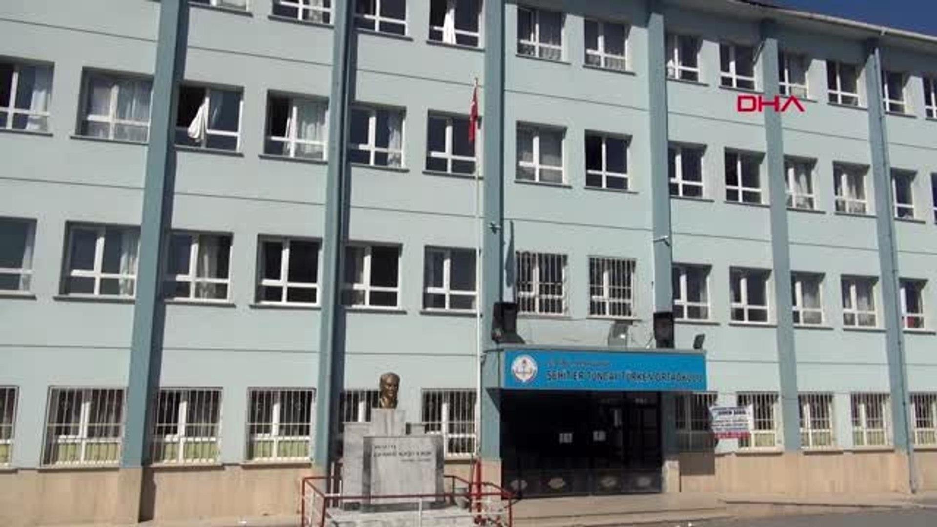Arnavutköy'de 15 bina ve 1 okul mühürlendi