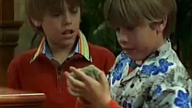 The Suite Life of Zack and Cody - 1x14 - Cookin' With Romeo and Juliet