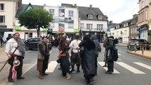 Saint-Bireuc. Nazgûl, elfes, nains et cavaliers du Rohan ont été aperçus à Plouha