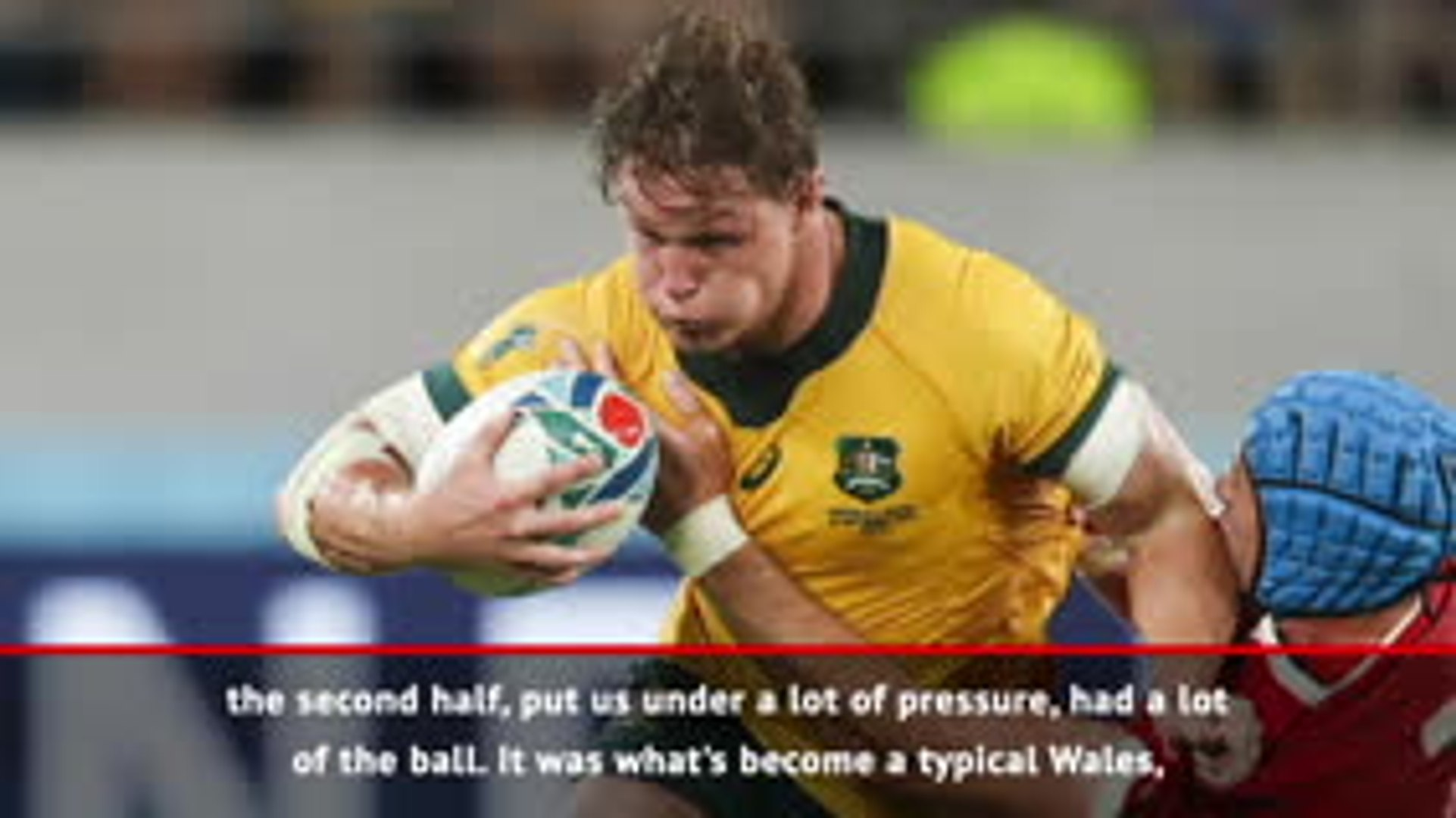 Thrilling Wales against Australia game typical - Gatland