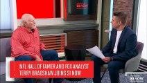 Terry Bradshaw Calls Patrick Mahomes 'Electrifying'