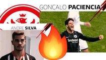 Bundesliga: Eintracht Frankfurt's new strike force