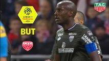But Julio TAVARES (19ème) / Stade de Reims - Dijon FCO - (1-2) - (REIMS-DFCO) / 2019-20