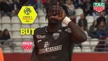 But Mama BALDE (48ème) / Stade de Reims - Dijon FCO - (1-2) - (REIMS-DFCO) / 2019-20