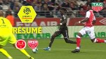 Stade de Reims - Dijon FCO (1-2)  - Résumé - (REIMS-DFCO) / 2019-20