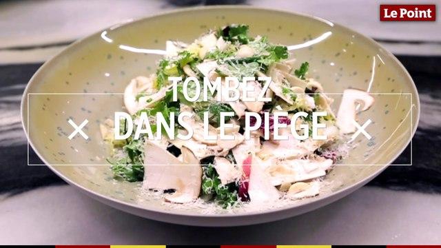 Tombez dans le Piège #93 : la salade de cèpes