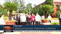 Venezuela and Vietnam Strengthen Cooperation