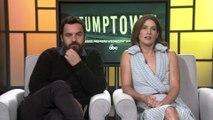 "IR Interview: Jake Johnson & Cobie Smulders For ""Stumptown"" [ABC]"