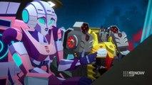Transformers: Cyberverse - [Season 2 Episode 17]: Perfect Storm