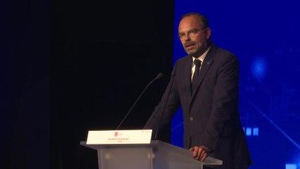 Edouard Philippe, discours de clôture - UR2019