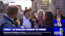 Les Invalides viennent de fermer, il n'est plus possible de se recueillir devant le cercueil de Jacques Chirac