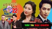 TÂY TA ĐẠI CHIẾN #GMTY #22 Hạo Đông 'mượn rượu tỏ tình' nhưng bị từ chối vì nàng không thích trai