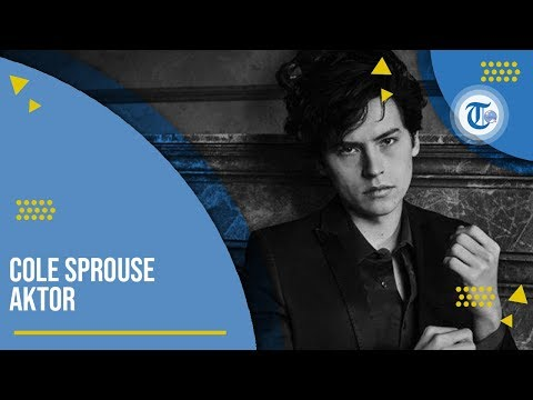 Cole Sprouse – Aktor Berkebangsaan Amerika