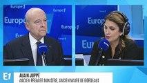 """Marine Le Pen absente à l'hommage à Jacques Chirac : """"il a toujours été intransigeant avec l'extrême droite"""", justifie Alain Juppé"""