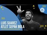 Luis Suarez - Penyerang Timnas Uruguay
