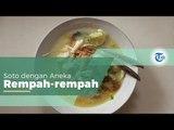 Soto Banjar, Soto Khas Suku Banjar dengan Bahan Utama Ayam dan Beraroma Harum Rempah rempah
