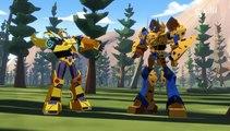 Transformers Cyberverse Saison 02 Episode 09 Nouveau Poste