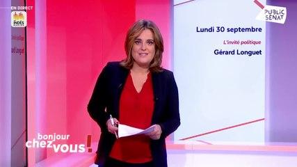 Gérard Longuet - Public Sénat lundi 30 septembre 2019