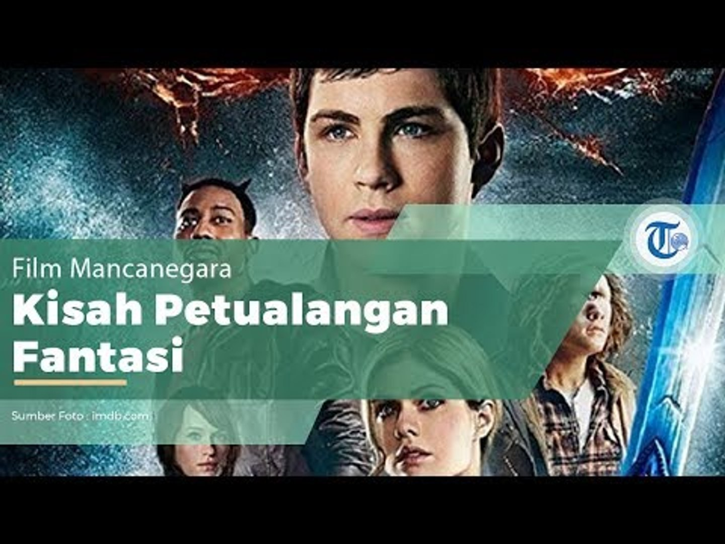 Film Percy Jackson Sea Of Monsters 2013 Video Dailymotion