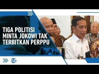 Tiga Politisi Ini Minta Jokowi Tak Terbitkan Perppu UU KPK, dari Fahri Hamzah hingga Maman Imanulhaq