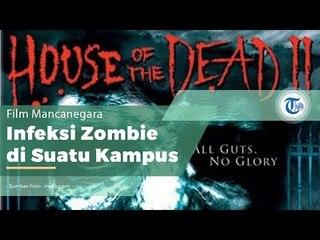 Film  House of the Dead 2: Dead Aim (2005), Film Karya Michael Hurst
