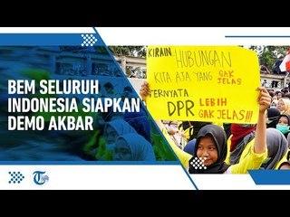 BEM Seluruh Indonesia Siapkan Demo Akbar Tolak Revisi UU KPK
