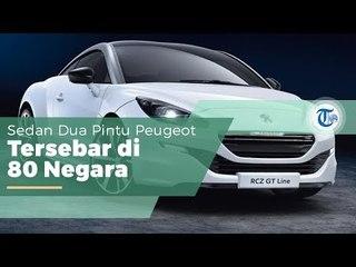 Peugeot RCZ adalah sedan sport dua pintu yang diproduksi Peugeot pada 2010 2015