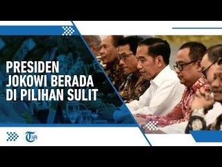 Ditentang PDIP, Jokowi Berada di Pilihan Sulit jika Ingin Terbitkan Perppu untuk Batalkan UU KPK