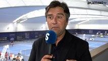 Interview de Pierre Cherret, DTN à la Fédération française de tennis