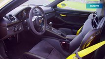 2020 Yellow Porsche 718 Cayman GT4 - Pure Driver's