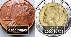 Ces pièces d'euros peuvent vous rapporter une fortune