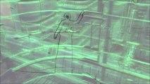 Cyborg Revived in the future Robot Grey alien Turntablism Fine Art Performance Art