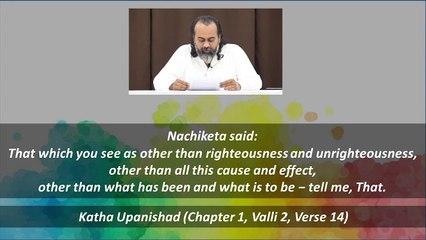 The great mystery that 'Om' points to || Acharya Prashant, on Katha Upanishad (2019)