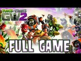 Plants VS Zombies: Garden Warfare 2 FULL GAME Longplay (PS4, XB1, PC)