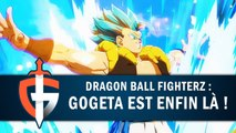 DRAGON BALL FIGHTERZ : GOGETA EST ENFIN LÀ ! | GAMEPLAY FR