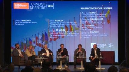 Perspectives pour l'avenir - UR2019