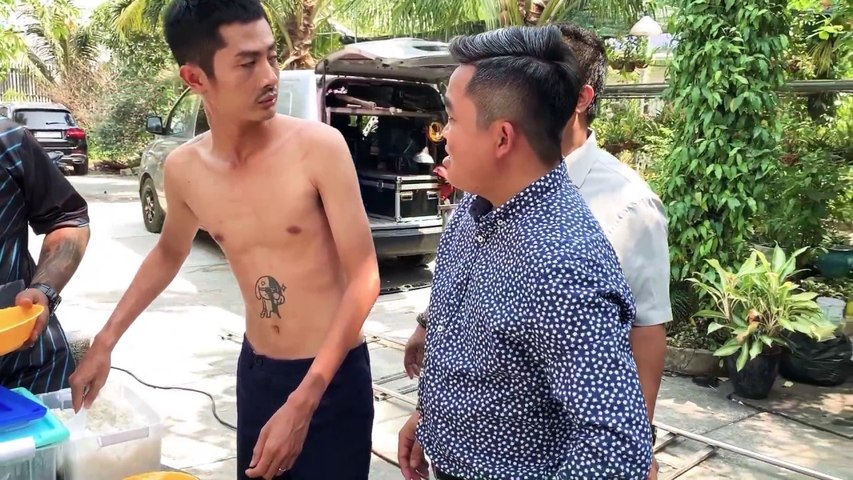 Nguyễn Sin, Bảo Suzu đi đóng vai quần chúng ở FAPTV
